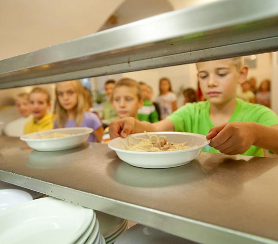 Az ÁNTSZ szigorított a menzákra vonatkozó szabályokon. Az étrend összeállításakor ügyelni kell arra, hogy az ételek jellege minden korcsoportnak megfelelő és változatos legyen.