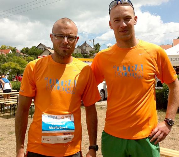 Gusztos Péter korábbi SZDSZ-es politikus a futás szerelmese, blogot is vezet sportolási szokásairól.