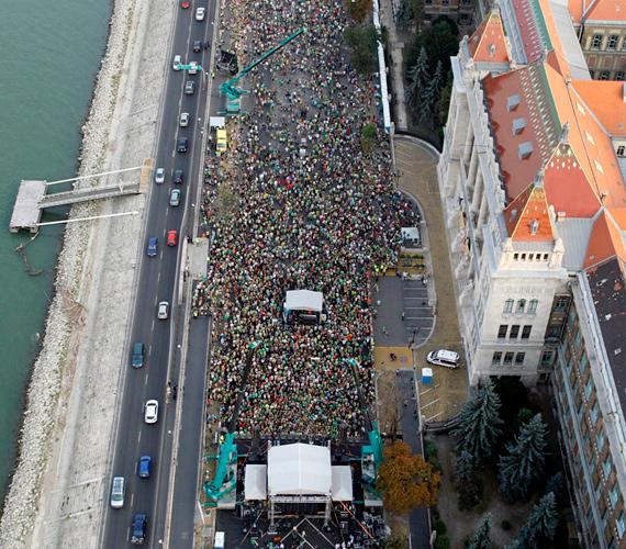 Eddig mintegy 90 ezer Zöld Pardont támogató aláírás gyűlt össze.
