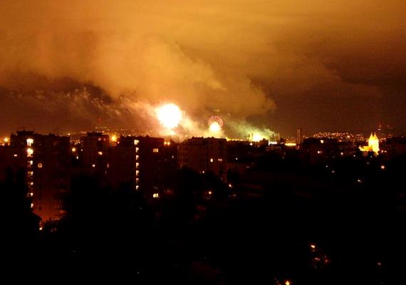 A 2006. augusztus 20-án a fővárosra lecsapó hatalmas vihar öt ember halálát okozta.