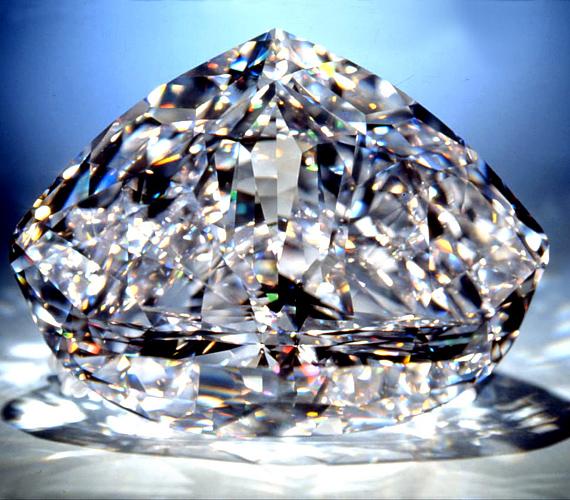 A Centenary a világ harmadik legnagyobb gyémántja. A tökéletes drágakövet 1988-ban mutatták be.
