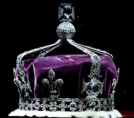 A Koh-i-Noor gyémánt a brit koronaékszerek közé tartozik, melyet ma is a Towerben őriznek.