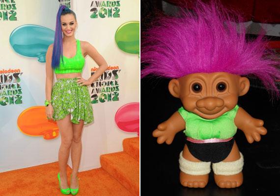 Csak nekünk tűnik fel a hasonlóság?
