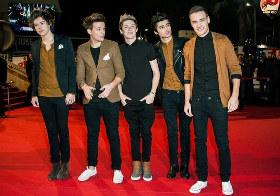 A One Direction tagjai már hozzászokhattak a hűvös fogadtatáshoz. A Justin Bieberhez hasonlóan megosztó bandát 2013-ban durván kifütyülték a cannes-i filmfesztiválon és az MTV VMA-n is.
