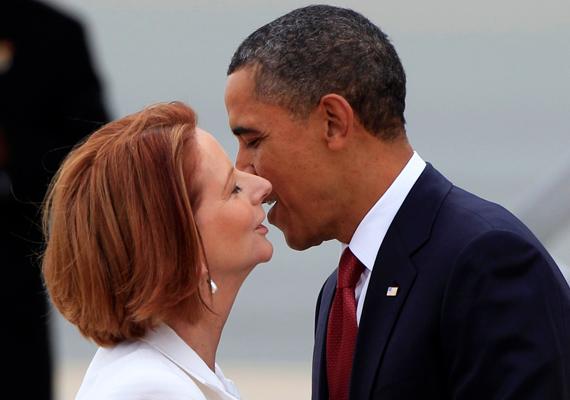 Ejnye-ejnye, Mr. Obama, mit fog szólni ehhez Michelle?