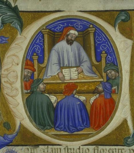 Boethius: A filozófia vígasztaló voltáról  Boethius időszámításunk kezdete után 480 körül született Róma környékén, és 524-ben halt meg Milánóban. Arisztokrata apja Alexandriába küldte filozófiát tanulni, 510-ben elnyerte a konzuli méltóságot. Később árulással vádolták meg, börtönbe csukták, ahol idejét írással töltötte. A vádak miatt végül kivégezték.  Kapcsolódó cikk: Romantikus könyvek »