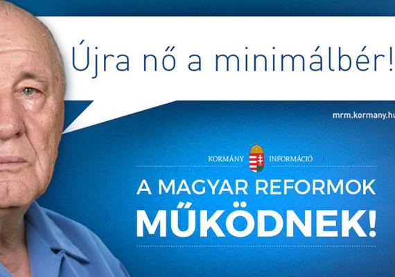 Kádár János is örül a reformok sikerének. Ugye, mindenki fülében visszhangzik, ahogy ezeket a szavakat formálná Kádár?