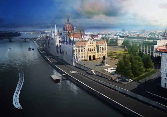 Az Országgyűlés döntése alapján a Kossuth tér szobrainak tekintetében az 1944 előtti képzőművészeti arculat visszaállítását kell megvalósítani Andrássy Gyula, Kossuth Lajos, Tisza István és II. Rákóczi Ferenc emlékműveivel.