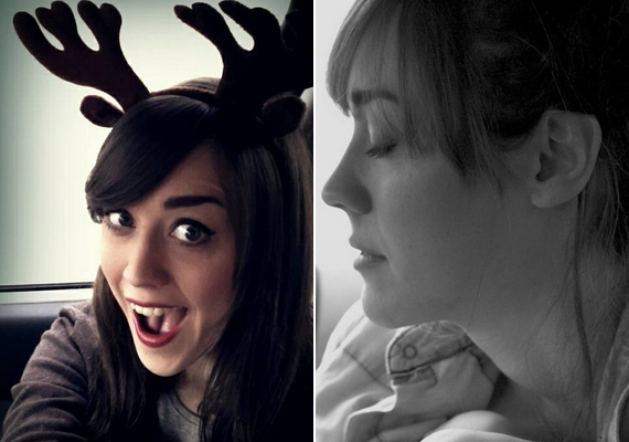 Íme, a két legfrissebb fotó Fruzsiról. Bár a Csillag Születik óta közel kilenc év telt el, az énekesnő szinte semmit nem változott.