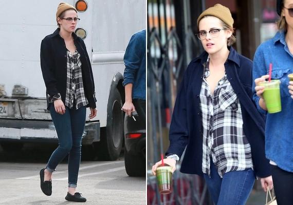 Kristen imád sapkát hordani, ezt a szokást valószínűleg még volt barátjától, Robert Pattinsontól vette át.