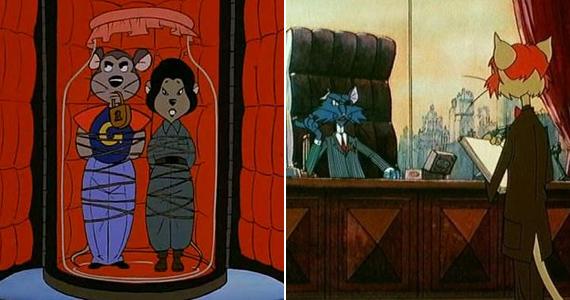 A Ternovszky Béla rendezte Macskafogó Amerikában is megjelent Cat city címmel.