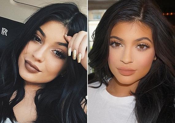 Az Instagramra feltöltött fotóin is próbál mindig tökéletesnek tűnni, ehhez pedig rengeteg sminket és különböző retusálási technikákat használ.