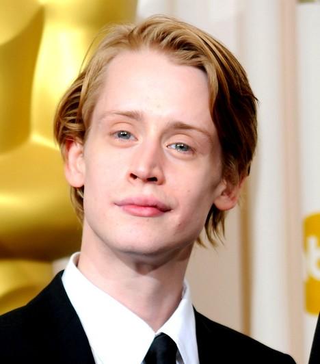 Macaulay CulkinA Reszkessetek, betörők! Kevinje ígéretes gyereksztárból lezüllött drogfüggővé vált. 32 éves korára odáig jutott, hogy a hátrelévő napjai sajnos meg vannak számlálva.