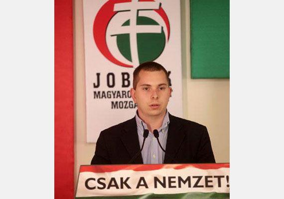 Samu Tamás Gergő a Jobbik képviselője, 1986-os születésű.