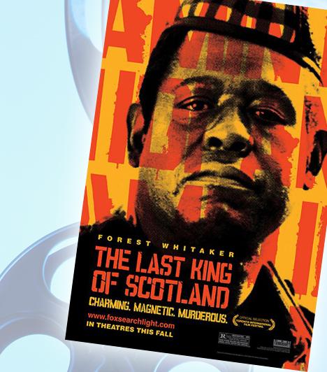 Az utolsó skót király - The Last King of ScotlandAz ugandai Idi Amin volt a történelem egyik legveszettebb diktátora. Ellenfelei merényletet kísérelnek meg ellene, melynek során egy skót orvos akaratlanul megmenti a rettegett Amin életét. A hálás, ugyanakkor szeszélyes népvezér emiatt személyes orvosának és legfőbb bizalmasának fogadja a férfit. Dr. Garrigan kezdetben élvezi a kialakult helyzetet, de hamarosan rájön, milyen barbár közelében él.