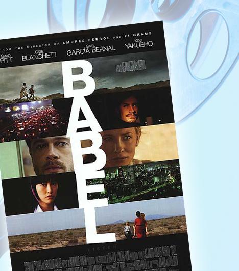 Bábel - BabelFegyverlövés dörren a marokkói sivatagban. Ez indítja el egy amerikai turistapár küzdelmét a túlélésért, és köti őket a világ másik három pontján lévő emberekhez. Két marokkói fiúhoz, akik akaratlanul bűnözőkké válnak, egy dadushoz, aki két amerikai gyermeket igyekszik átcsempészni a mexikói határon, valamint a siket, problémás japán tinédzser apjához, akit a rendőrség köröz.