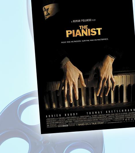 A zongorista - The Pianist1939, Varsó. Wladyslaw Szpilman zongoraművész egy lemezstúdióban dolgozik, amikor bombázni kezdik a várost. Az egyre növekvő náci fenyegetés miatt hamarosan menekülniük kell Varsóból, Wladyslaw azonban nem akarja elhagyni a várost. Miközben szerelmével megpróbálnak pénzt keresni, hogy eltartsák a családot, a körülmények egyre rosszabbra fordulnak. Mindenkit deportálnak - kivéve Wladyslawot.