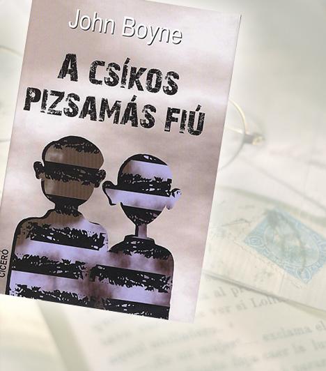 John Boyne: A csíkos pizsamás fiúA csíkos pizsamás fiú című könyvet ifjúsági regényként tartják számon, pedig a történet, melynek központi alakja egy kilenc éves kisfiú, és akinek édesapja egy náci haláltábor vezetője, igencsak megrázó. A család az édesapa kinevezését követően költözik Auschwitzba, közvetlenül a haláltábor mellé. A hely végtelenül unalmasnak tűnik a fiúnak, egészen addig, amíg felfedezőútra nem indul a kerítés mentén.