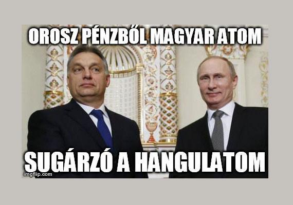 Év elején Orbán Viktor váratlanul Moszkvába látogatott, ahol még váratlanabbul megegyezett Vlagyimir Putyinnal arról, hogy orosz cég építheti a paksi atomerőmű új blokkját, egyúttal Moszkva 3000 milliárd forintos kölcsönt is nyújt. Nem mindenki volt elragadtatva.