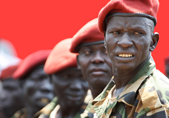 A világ ötödik legkorruptabb országa, Dél-Szudán 2011-ben kiáltotta ki a függetlenségét.