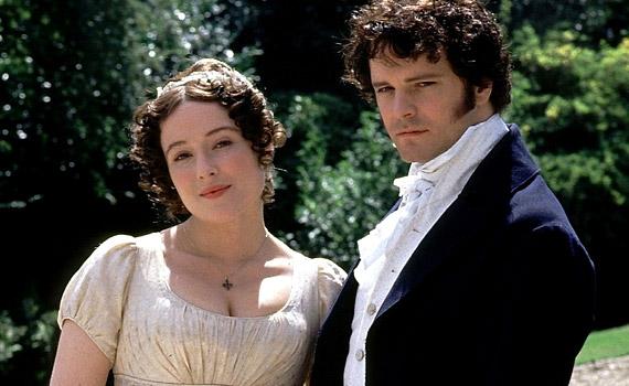 Jane Austen Büszkeség és balítélet című regényének azonos című 1995-ös filmfeldolgozása mára klasszikussá vált. A főszerepben: Colin Firth és Jennifer Ehle.