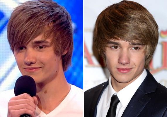 Együttese, a One Direction a 2010-es brit X-Factor harmadik helyezettjeként vált híressé, így nézett ki Liam akkoriban.