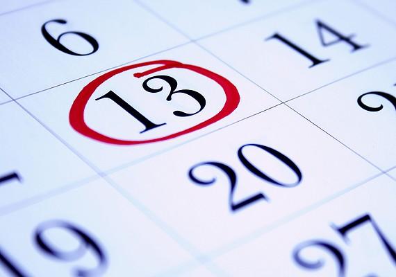 A hagyomány szerint december 13-án kell elkészíteni a Luca-naptárt, amelyben 12 napon keresztül vezetni kell az időjárást. Ezek a napok a jövő év hónapjait jelképezik, tehát a mai idő a januári viszonyokat jelzi előre, a holnapi a februárit és így tovább.