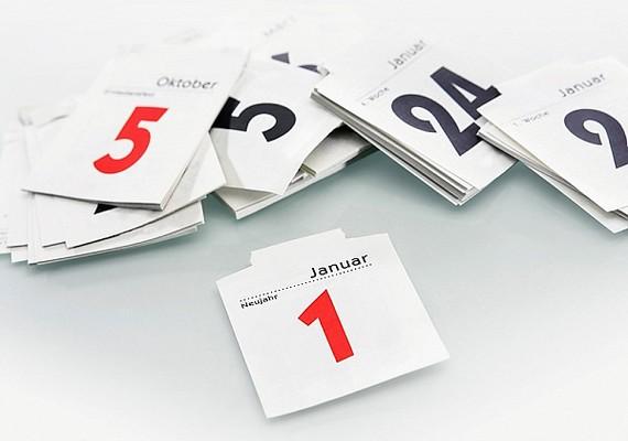 Luca-napkor naptárt készítettek, és minden nap feljegyezték az aktuális időjárást. Úgy tartották, minden nap a következő év egy hónapját jelöli, tehát amilyen az idő ma, olyan lesz januárban, és így tovább.