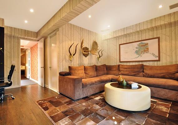 Nick Jonas február óta bérli ezt az apartmant New Yorkban, havi 23 ezer dollárért.