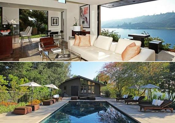 Robert Pattinson Bel-Air-i otthona igazi luxuslak.