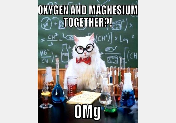 Oxigén és magnézium együtt? OMG!