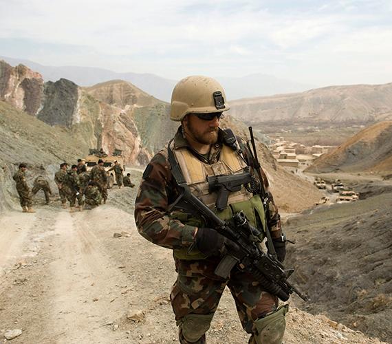A magyar-amerikai Katonai Tanácsadó Csoport befejezte az Afgán Nemzeti Hadsereggel közös, utolsó műveletét.
