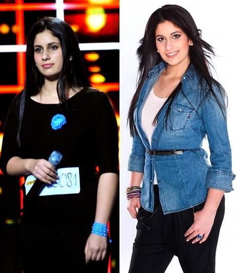 Radics Gigi  A mindössze 17 éves lányt a Megasztár 6 győzteseként ismerheted. Gigi már kétszer is indult az Eurovíziós Dalfesztiválra való kijutásért is A Dal című versenyben, de itt eddig még nem sikerült győzedelmeskednie.