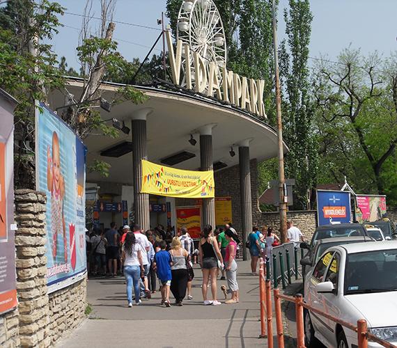 A Vidámpark utoljára nyitja meg kapuit idén, ennek ellenére nagyon kevesen használták ki a lehetőséget.