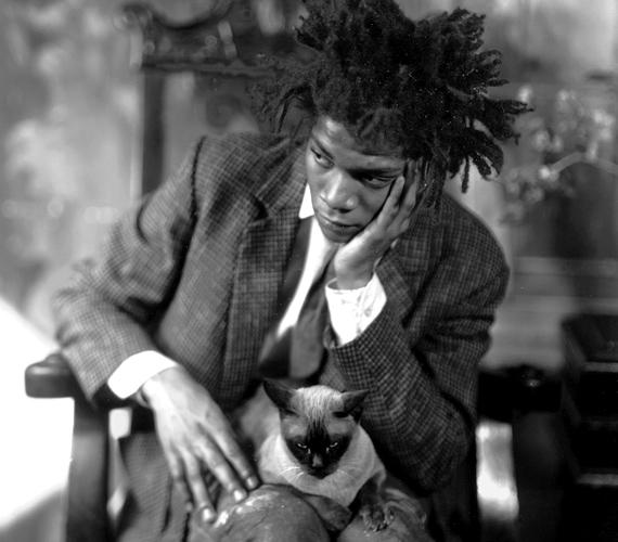 Jean-Michel Basquiat, az amerikai művész és a graffiti királya 1988-ban halt meg drogtúladagolásban.