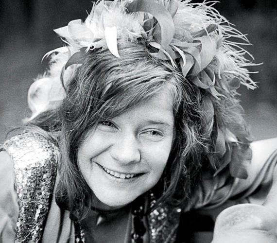 A legendás hangú Janis Joplin 1970-ben hunyt el, drogtúladagolás végzett vele.