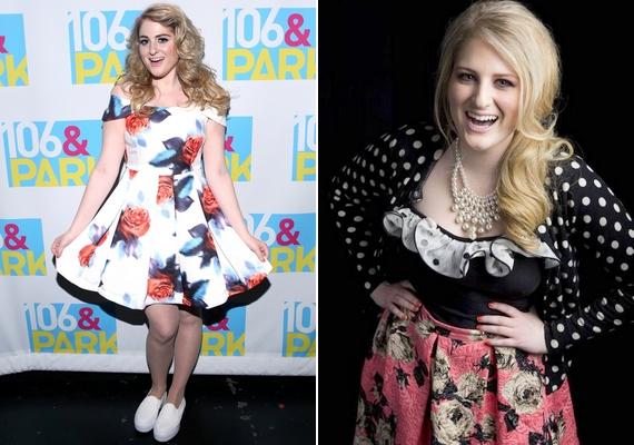 Nagyon nőiesen öltözködik, a virágmintát és a vintage stílust is kedveli.