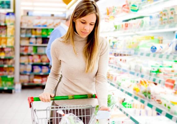 Vásárolj tudatosan! Csak a legszükségesebbeket vedd meg, ezzel is csökkentve a havi kiadásokat.