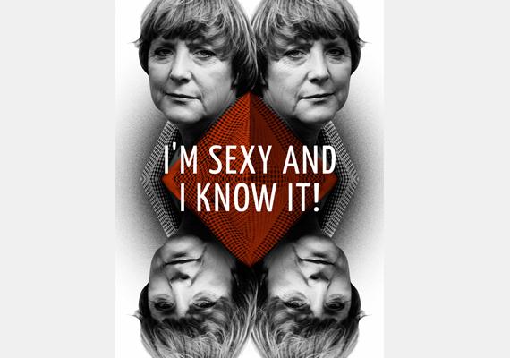 A 2013-as őszi németországi választások győztese, Angela Merkel is megkapta a magáét, ami a mémeket illeti.