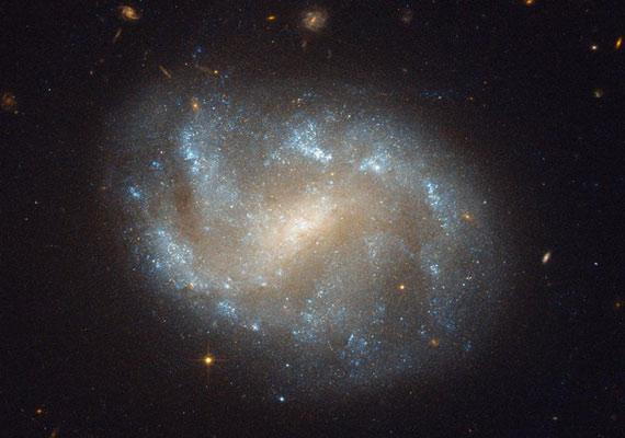 A Hubble képe az El Dorado galaxisról.