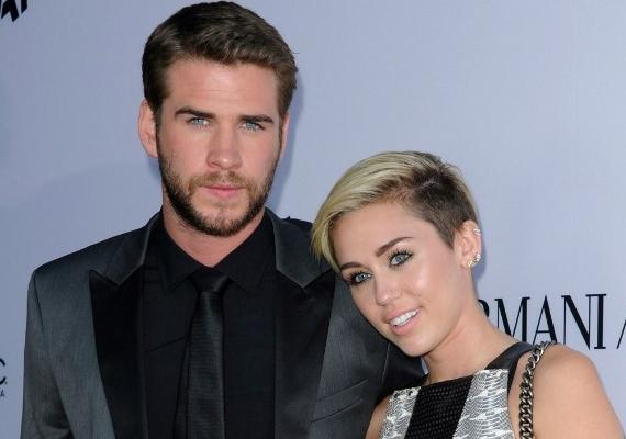 Miley és Liam Az utolsó dal című film forgatásán szerettek egymásba 2010-ben, 2012-ben került sor az eljegyzésre, 2013-ban pedig a szakításra.