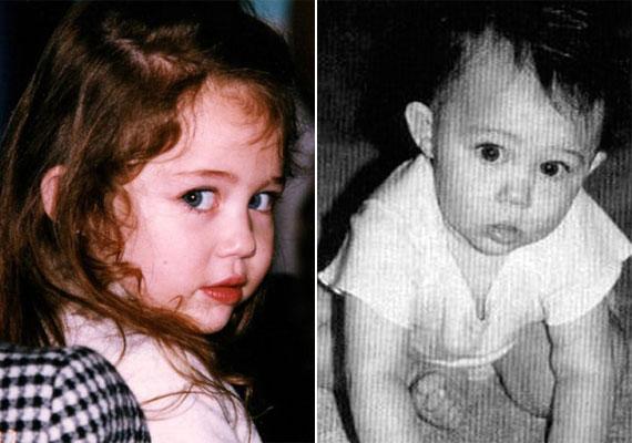 Legjellegzetesebb vonásai már gyerekkori fényképein is felfedezhetőek.