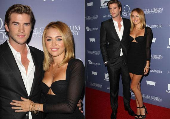 Mostanra a szerelem is rátalált Liam Hemsworth személyében, aki nemrég el is jegyezte Miley-t.