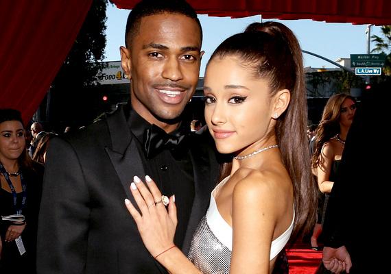 Szintén tavaly ősz óta tartott Ariana Grande és Big Sean kapcsolata, akiknek szakítása néhány nappal ezelőtt került nyilvánosságra.A US Weekly szerint a pár nem tudta összeegyeztetni a munkát a szerelemmel, ezért váltak el útjaik, és mindenkit megkértek, hogy tartsák tiszteletben a magánéletüket.
