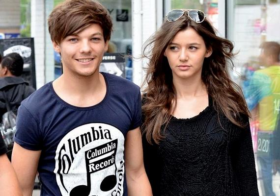 A One Direction szépfiúja, Louis Tomlinson életében két szakításra is sor került: először zenésztársával, majd barátnőjével váltak el az útjaik. A sokak által irigyelt Eleanor Caldert állítólag nagyon megviselte a szakítás, Louis azonban máris belevetette magát a csajozásba: a lesifotósok megörökítették, ahogy egy ismeretlen lányt csókolgatott.