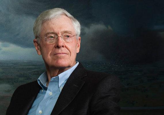Charles Koch igazi elitsuliban tanult, majd szerzett oklevelet. Koch a világ egyik legjobbnak tartott egyetemén, a Massachusettsi Műszaki Egyetemen szerzett mérnöki képesítést. Itt tanult öccse, David Koch is. Együtt alapították a főként energetikával foglalkozó vállalatukat, amellyel a leggazdagabbak klubjának hatodik és hetedik helyét szerezték meg napjainkra.