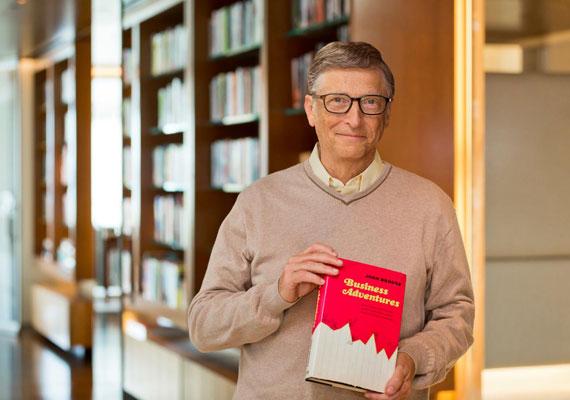 Bill Gates jelenleg 76 milliárd dollárral rendelkezik. A kis Bill igazi csodagyerek volt, így felvételt is nyert a világ egyik legjobbjának tartott egyetemére, a cambridge-i Harvardra. Az iskolapadot azonban hamar otthagyta, hogy megalapítsa a Microsoftot, amely világhírt és dollármilliárdokat hozott neki. Így kell jó érzékkel döntést hozni.