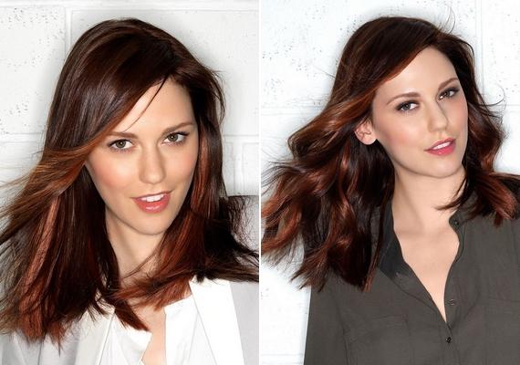 A vállig érő haj az egyik legnépszerűbb frizura, nem véletlenül: amellett, hogy csajos, melegséget sugároz, kellőképpen csinos, de nem hangsúlyozza túl a nőiességet.