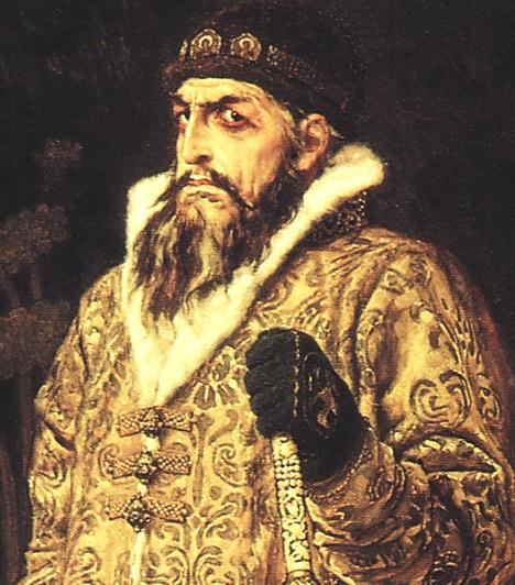 Rettegett Iván  Rettenetes vagy Rettegett Ivánként IV. Iván orosz cárt emlegették a 16. században. Bár egyesítette Oroszországot, és kiűzte a tatátokat, híres volt különös kegyetlenségéről. Legidősebb fiát, Ivánt saját kezűleg ölte meg, miután a fiú feleségét úgy megütötte, hogy elvesztette gyermekét, a fiú pedig emiatt szóváltásba keveredett apjával. A krónikák szerint súlyos paranoiában szenvedett, és harmadik fiának halálához is köze volt.