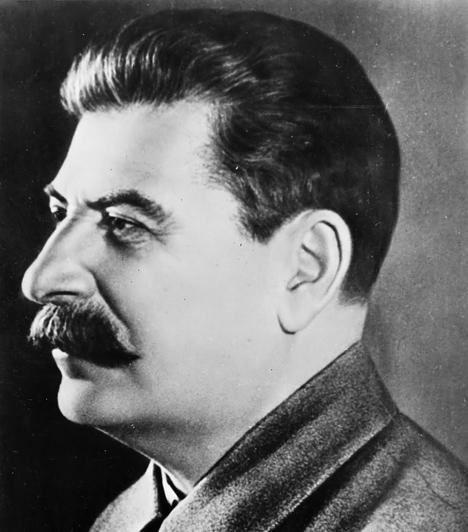 Sztálin  A diktátor gazdasági nagyhatalommá kívánta tenni a Szovjetuniót, ám annak keserves árat kellett fizetnie érte. A kitelepítések és erőszakos központosítások épp úgy a terror részei voltak, mint a megsemmisítő táborok, a Gulag kiterjesztése, a személyi kultusz, a tömeges letartóztatások, valamint a halálbüntetés 12 és 16 év közötti gyermekekre való kiterjesztése.